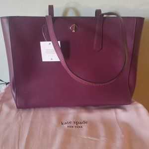 NEW Kate Spade Molly in Sangria